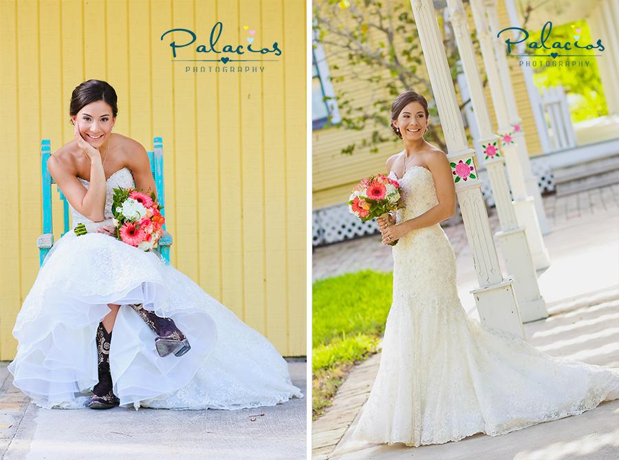 Palacios Photography Bridal Session