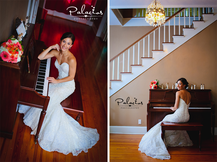 Palacios Photography Bridal Session